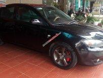 Bán xe Mazda 3 1.6 AT đời 2004, màu đen, giá 260tr