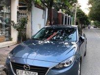 Cần bán lại xe Mazda 3 1.5 2015, màu xanh lam chính chủ, 540 triệu
