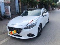 Bán ô tô Mazda 3 1.5 AT đời 2016, màu trắng số tự động