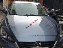 Bán xe cũ Mazda 3 sản xuất 2015, màu xanh lam
