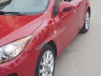 Bán ô tô Mazda 3 đời 2012, màu đỏ, nhập khẩu chính chủ, giá 469tr