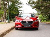 Khuyến mại lớn cuối năm chiếc xe Mazda 3 Facelift 2019, màu đỏ - Giao xe nhanh toàn quốc