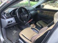 Cần bán Mazda 3 1.6 MT đời 2004, màu bạc số sàn