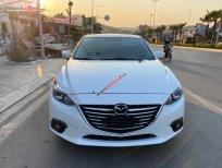 Bán Mazda 3 1.5 AT sản xuất 2015, màu trắng như mới