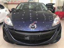 Bán Mazda 3 đời 2011, màu xanh lam, xe nhập chính hãng