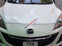 Bán Mazda 3 1.6 AT đời 2011, màu trắng, xe nhập chính chủ, 365tr