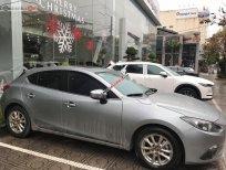 Bán xe Mazda 3 năm 2016, màu bạc như mới, 546tr