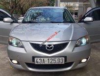 Cần bán xe Mazda 3 1.6 MT đời 2005, màu bạc còn mới