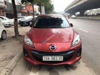 Bán ô tô Mazda 3 1.6AT năm 2013, màu đỏ, giá chỉ 425 triệu