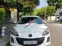 Cần bán lại xe Mazda 3 MT năm 2012, màu trắng số sàn, giá chỉ 365 triệu