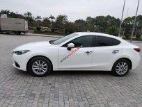 Cần bán gấp Mazda 3 1.5AT sản xuất 2016, màu trắng như mới