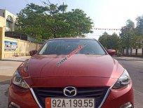 Bán xe Mazda 3 đời 2015, màu đỏ xe gia đình, giá tốt