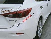 Bán Mazda 3 2015, màu trắng, 525tr