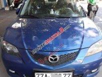 Cần bán gấp Mazda 3 1.6 AT sản xuất 2005, màu xanh lam