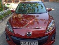 Cần bán lại xe Mazda 3S AT đời 2013, màu đỏ số tự động, giá chỉ 416 triệu