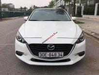 Cần bán xe Mazda 3 Facelift năm 2017, màu trắng, giá tốt