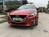 Bán xe Mazda 3 2015, màu đỏ xe gia đình giá cạnh tranh