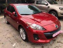 Bán Mazda 3 AT sản xuất năm 2013, màu đỏ, nhập khẩu chính chủ