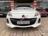 Cần bán gấp Mazda 3 sản xuất năm 2014, màu trắng, giá 450tr