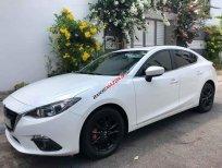 Cần bán lại xe Mazda 3 đời 2016, màu trắng giá cạnh tranh