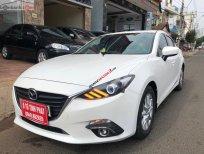 Bán xe Mazda 3 1.5 AT đời 2015, màu trắng như mới