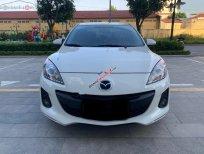 Bán Mazda 3 S 1.6 AT sản xuất năm 2013, màu trắng, số tự động