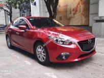 Bán Mazda 3 1.5 AT sản xuất 2016, màu đỏ, số tự động