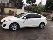 Bán Mazda 3 đời 2010, màu trắng, giá chỉ 375 triệu