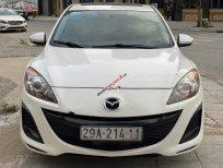 Bán Mazda 3 1.6 AT đời 2011, màu trắng, nhập khẩu nguyên chiếc