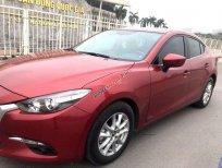 Bán Mazda 3 sản xuất năm 2017, màu đỏ chính chủ