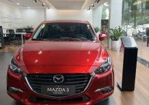 Cần bán xe Mazda 3 Luxury 2019, màu trắng, 628tr