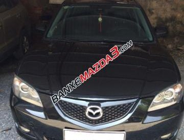 Bán xe Mazda 3 đời 2005, màu đen