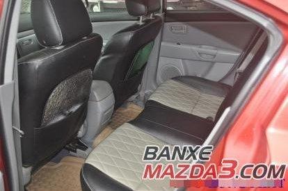 Bán Mazda 3 1.6AT sản xuất 2006, màu đỏ, số sàn