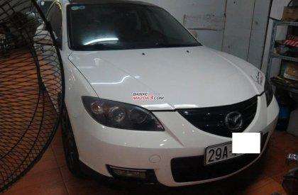 Cần bán Mazda 3 s-Grand-Touring đời 2009, màu trắng, xe nhập