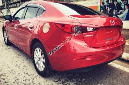 Cần bán gấp Mazda 3 đời 2015, màu đỏ