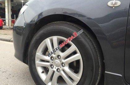 Cần bán gấp Mazda 3 đời 2009, màu xám, gia đình sử dụng