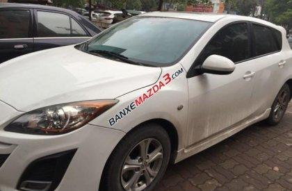 Bán Mazda 3 năm 2010, màu trắng, nhập khẩu chính hãng