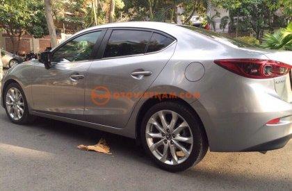 Cần bán gấp Mazda 3 2.0 sản xuất 2015, màu xám, xe nhập, giá 785tr