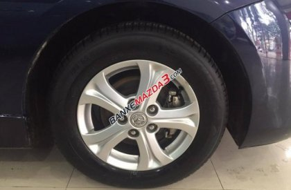 Mazda 3 màu xanh, nhập khẩu nguyên chiếc