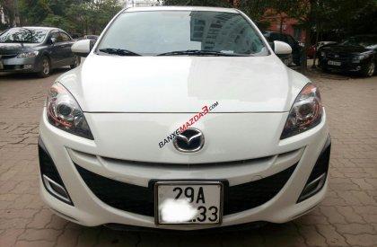Bán xe Mazda 3 1.6AT năm 2009, màu trắng