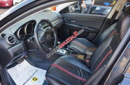 Cần bán gấp Mazda 3 S 2.0 đời 2009, màu đen như mới, giá tốt