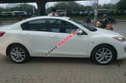 Cần bán Mazda 3 S đời 2013, màu bạc như mới giá cạnh tranh