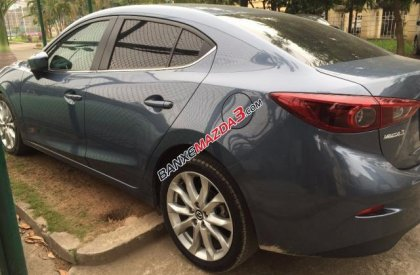 Cần bán gấp Mazda 3 2.0L năm 2015 giá cạnh tranh