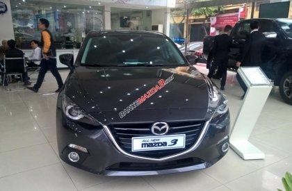Bán xe Mazda 3 phiên bản 2016 chỉ với 653 triệu, đủ màu, hỗ trợ vay trả góp lên tới 80%
