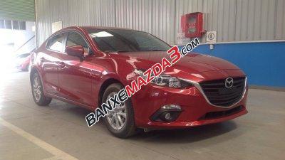 Xe Mazda 3 full option 2016 chính hãng, giá 719 triệu full nội thất cực đẹp