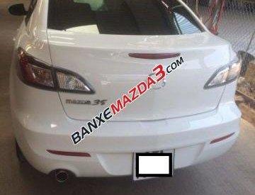 Bán Mazda 3 S đời 2014, màu trắng