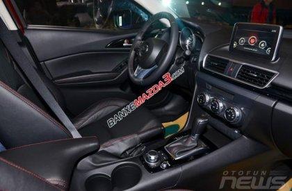 Bán Mazda 3 đời 2016, màu đỏ, nhập khẩu nguyên chiếc