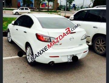Cần bán xe Mazda 3 S 1.6AT 2014, màu trắng chính chủ