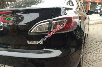 Cần bán lại xe Mazda 3 1.6AT đời 2011, màu đen, nhập khẩu chính hãng, 625 triệu