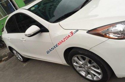Xe Mazda 3 S đời 2013, màu trắng, nhập khẩu
